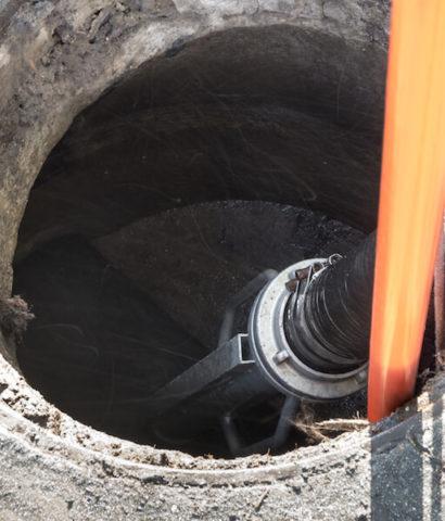 Umweltbewusste und effiziente Kanalreinigung von Rieger