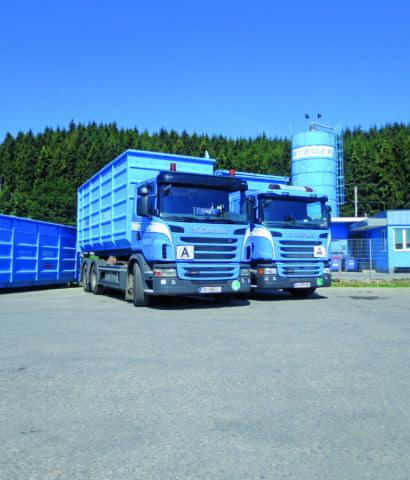 Mieten Sie Ihren Container bei der Rieger Entsorgungs GmbH